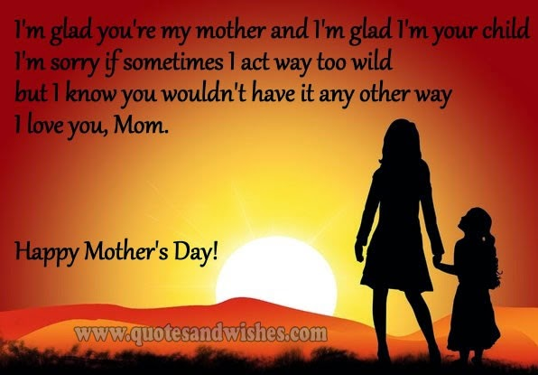 mothers day greeting mesages