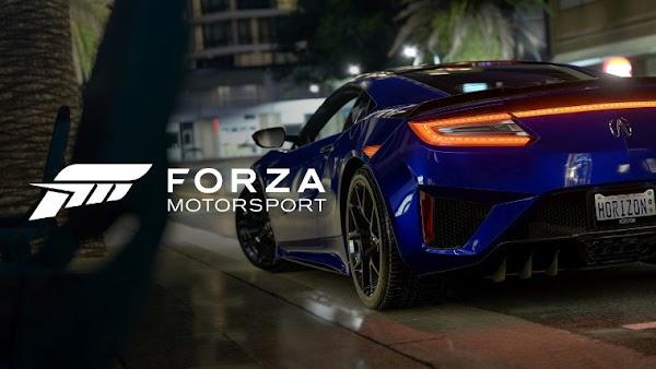 Berita tentang game Forza Motorsport baru yang akan dibagikan bulan depan