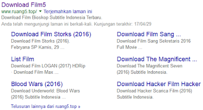 Cara Mendapatkan Sitelinks diBlogger