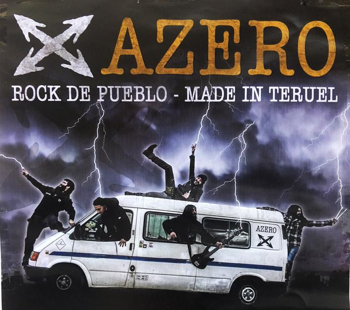 azero rock de pueblo