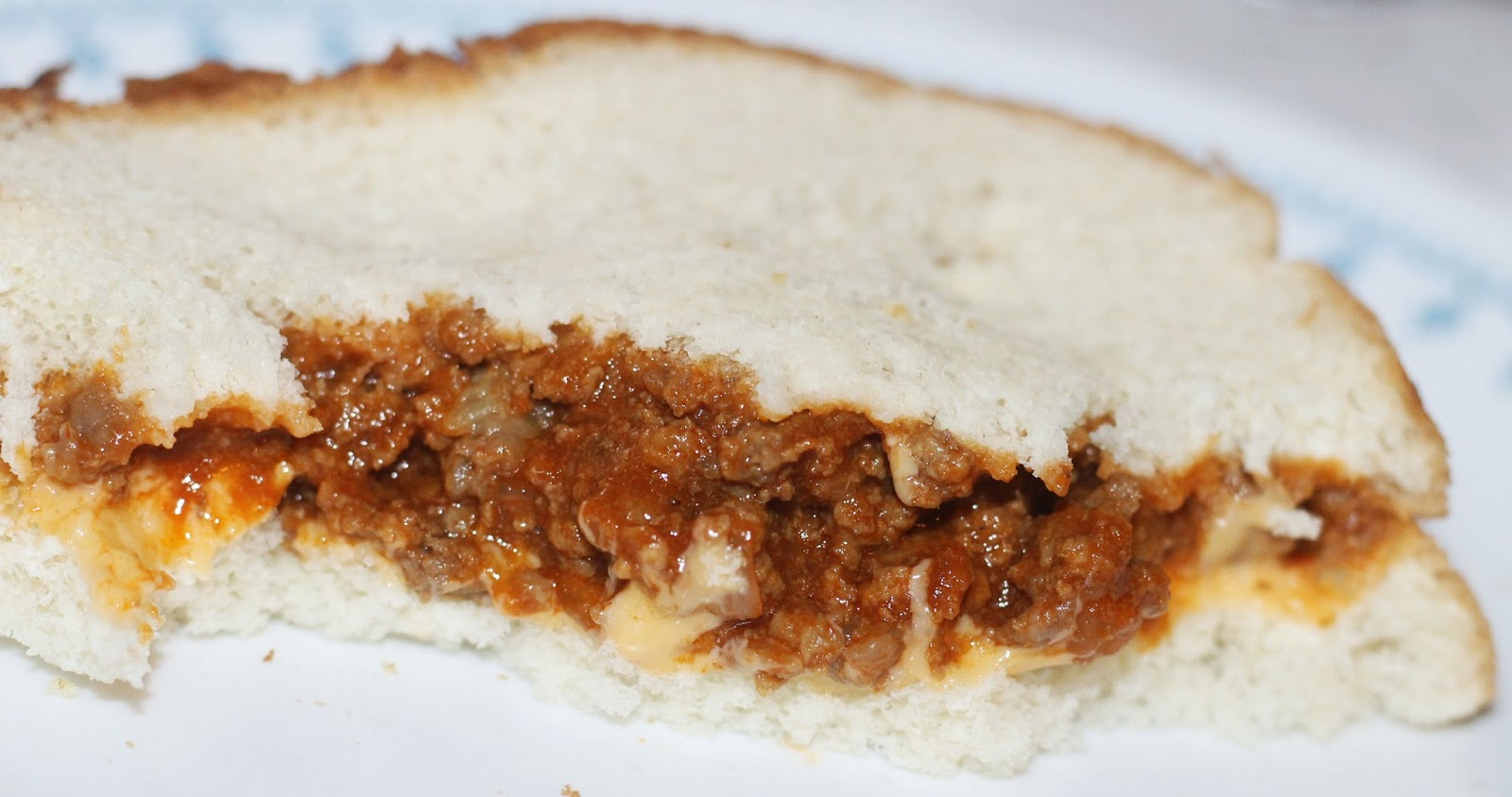 how to make minced meat sandwich