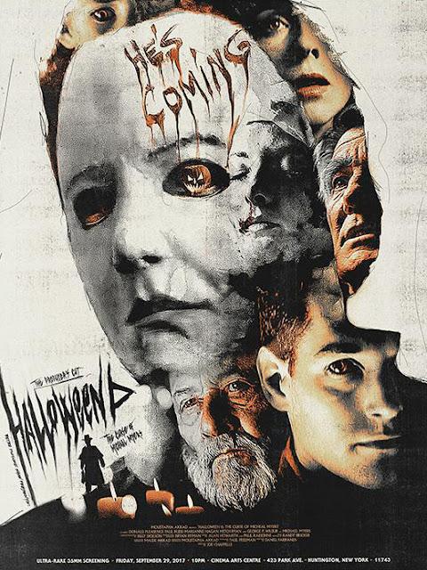 halloween poster art