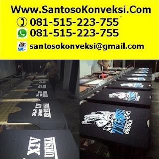 Jasa Sablon Kaos Murah di Surabaya