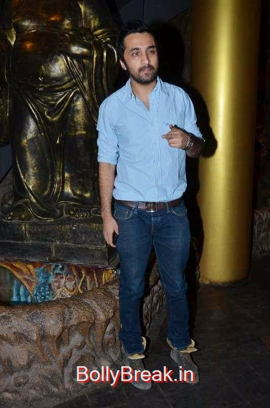Siddhant Kapoor, Richa Chadda's Birthday Party Hot Images