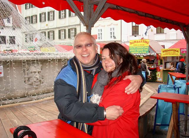 Me and Verona, our Viking River Cruises concierge onboard the Viking Skadi.