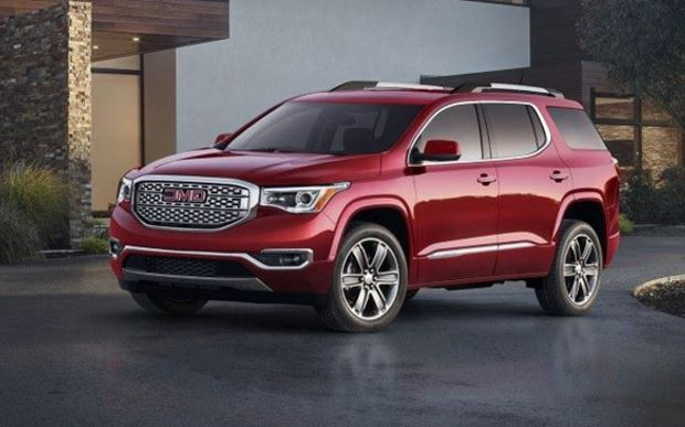 2018 GMC ACADIA ENGINE, SPACE, CHANGES, FEATURES, PRICE