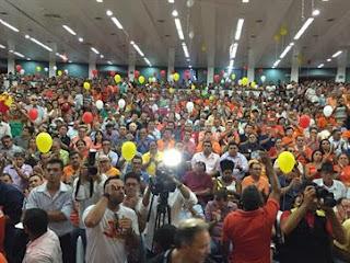 PSB reúne 162 pré-candidatos e quer eleger 112 prefeitos este ano