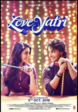 Loveyatri Movie: Recent Wiki