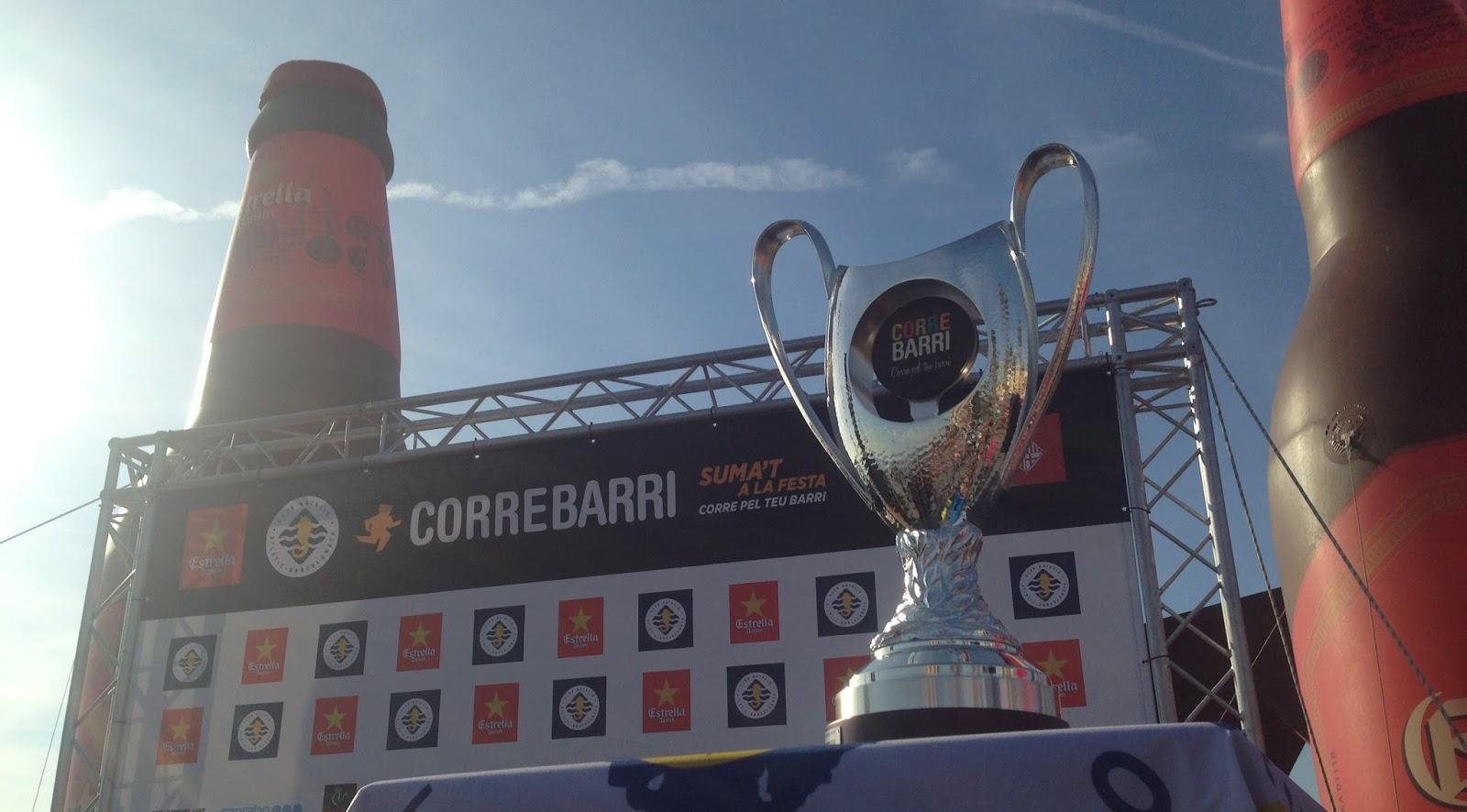 Sant Andreu logra la victoria CORREBARRI 2016
