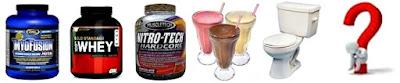 Cólicos ganas de cagar proteínas suplementos