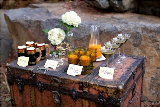 Harry Potter Party Ideas & Inspiration