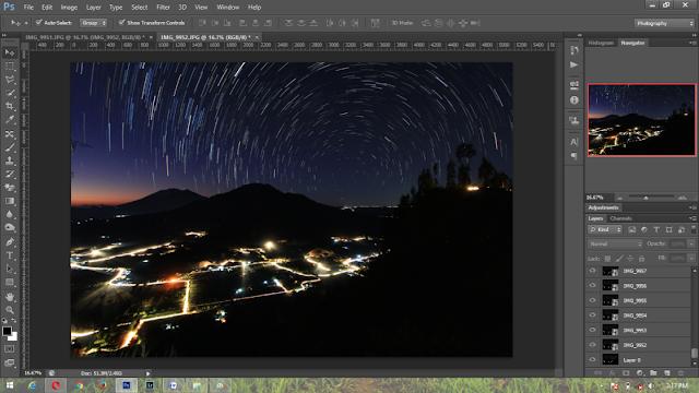 Cara Mengedit Foto Jadi Menarik Dengan Fitur Lighten Photoshop