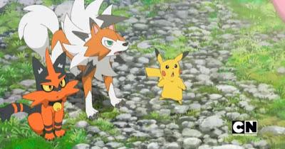 Pokémon Sol y Luna Ultra Aventuras Capitulo 32 Temporada 21 Entrenamiento perezoso