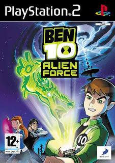 Www.JuegosParaPlaystation.Com Ps2 Descargar Iso Gratis PlayStation 2 Español Ben 10 - Alien Force