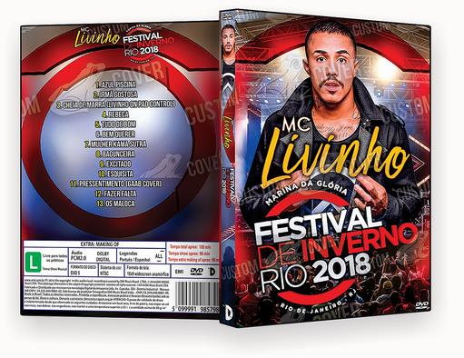 Mc Livinho Festival De Inverno Rio (2018)