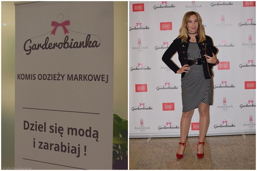 pokazmody, wybieg, Garderobianka, relacja, Andersia, Poznań,
