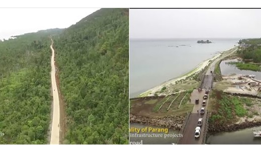 WATCH! Several Infrastructure built in Sulu and Basilan showcased by Duterte admin