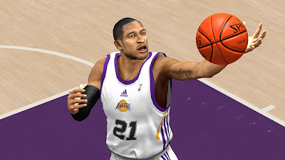 NBA 2K13 Chris Duhon Face Update 2K Mods