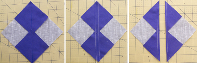 Star Block of the Month on The Daily Stitch