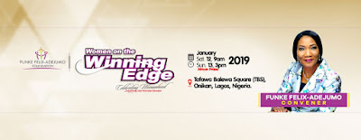 Download Funke Felix Adejumo to host Winning Edge Conference 2019 1 mp3 mp4 GurusFiles.Com.Ng