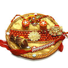 Raksha Bandhan Thali Decoration Ideas
