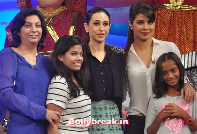 Karisma Kapoor and Priyanka Chopra, Priyanka Chopra Our Girl Our Pride Campaign Show Pics