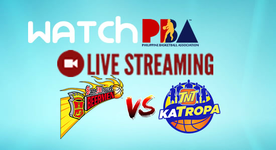 Livestream List: SMB vs TNT game live streaming March 6, 2018 PBA Philippine Cup