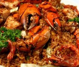 Resep Nasi Goreng Kepiting Sederhana Paling Lezat
