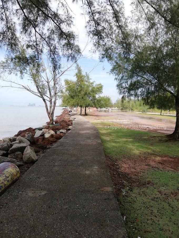 Air Pasang Besar: Crystal Bay Alai, Melaka