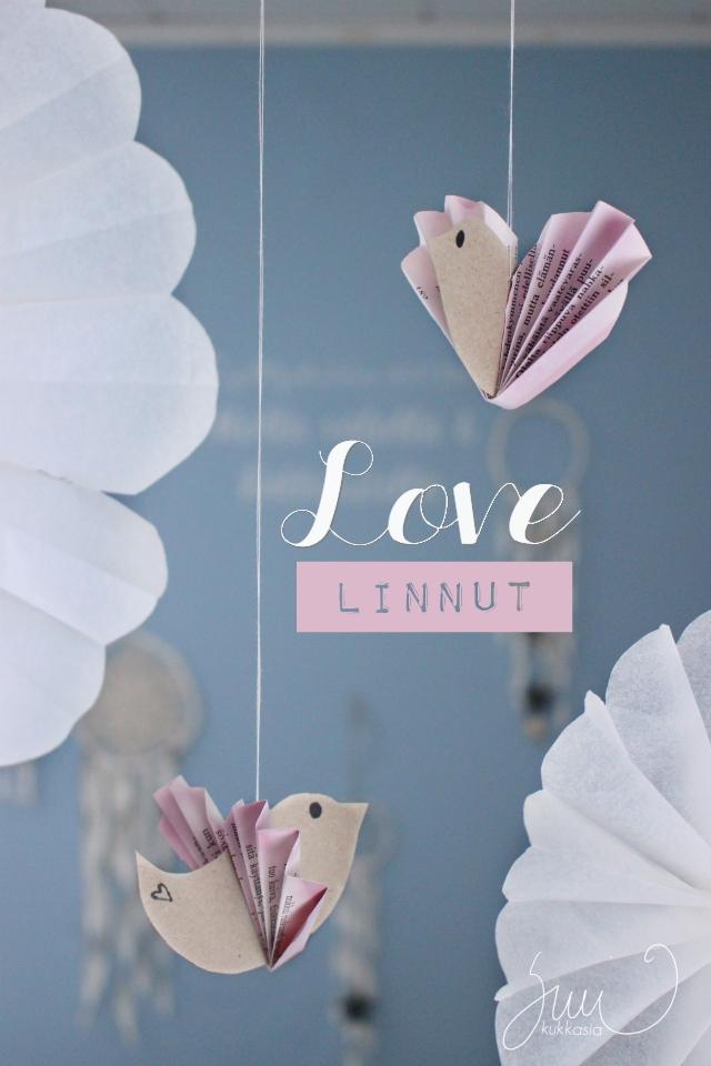 LOVElintu, LOVElinnut