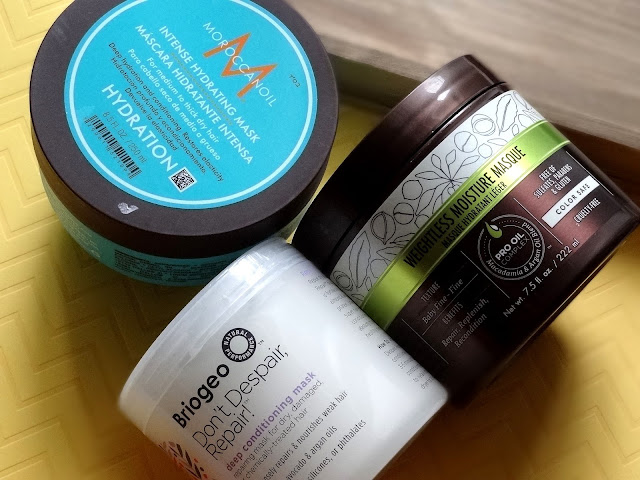 Three Fabulous Hydrating Hair Masks To Try!