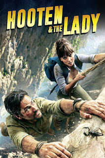 Hooten and the Lady Season 1 Poster