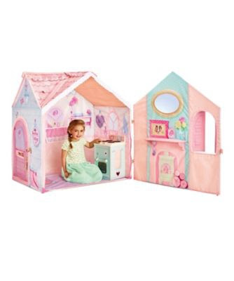 rose petal play house