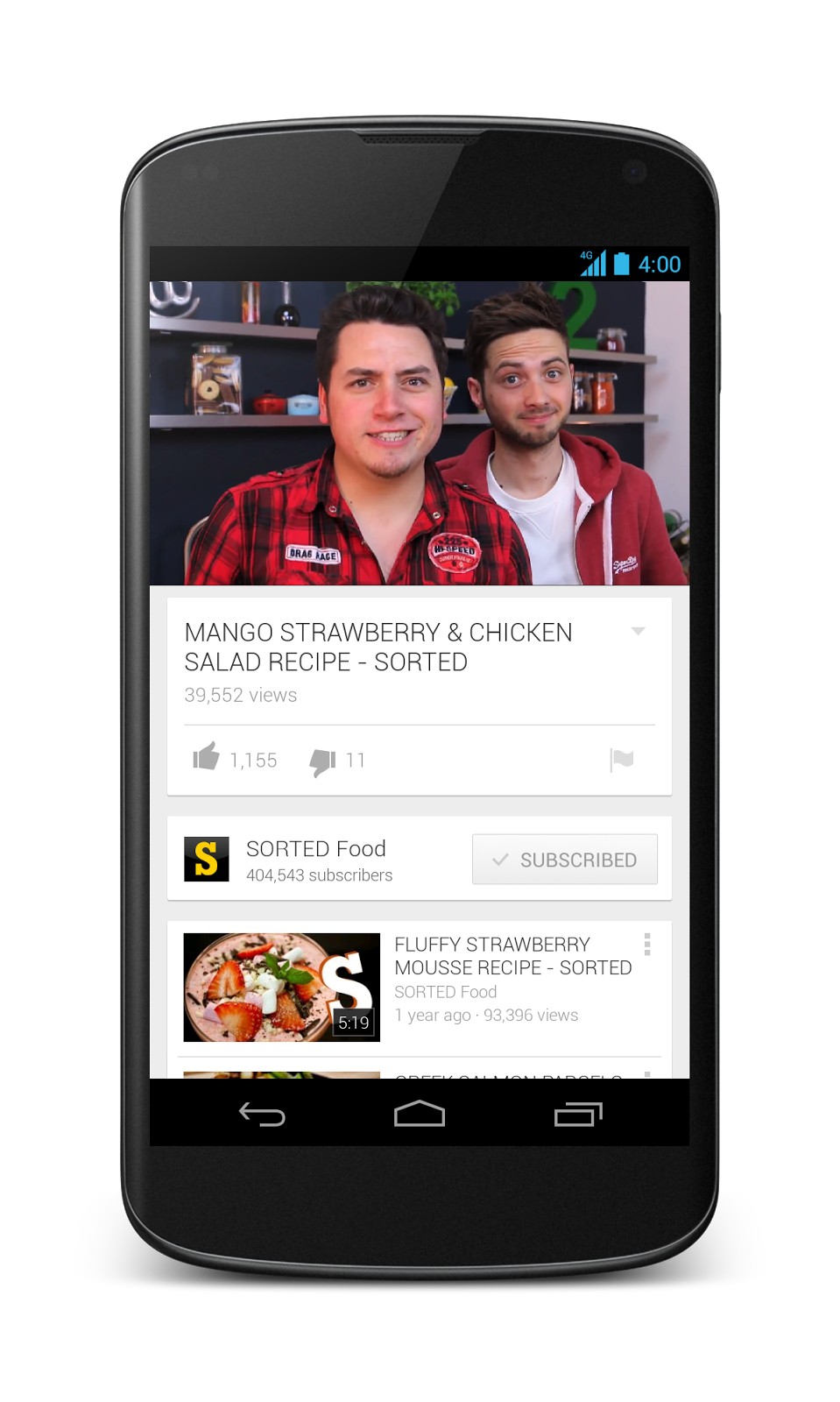 Youtube Mobile Website Gets A Boost: YouTube Creator Blog [UK]: August 2013