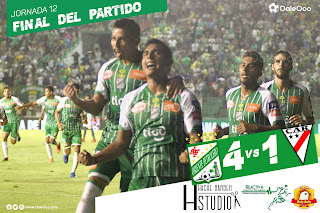 Oriente Petrolero 4 - Always Ready 1 - DaleOoo