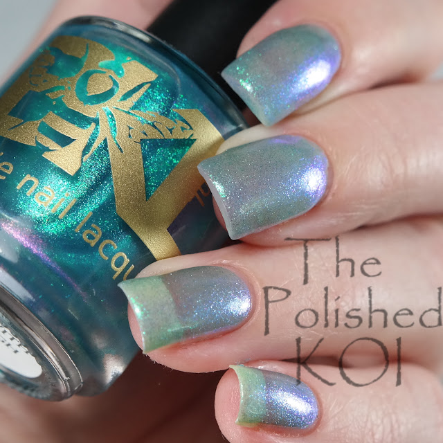 Bee's Knees Lacquer - Stay With The High Lord