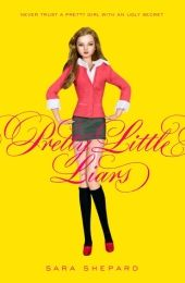 Realistic fiction books - Pretty Little Liars