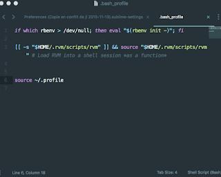 Comment lancer Sublime Text depuis le terminal, A Unix Mind In A Windows World