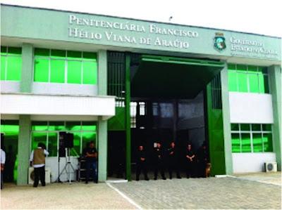 DETENTO É ENCONTRADO MORTO NA PENITENCIÁRIA DE PACATUBA (CE)