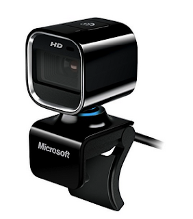 Microsoft LifeCam HD-6000 for Notebooks Driver download