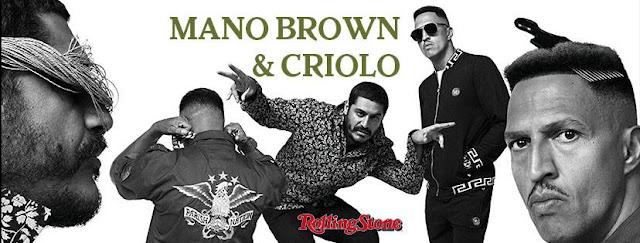 Mano Brown e Criolo são capa da Revista Rolling Stones Brasil