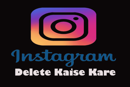 Instagram-account-delete-kaise-kare