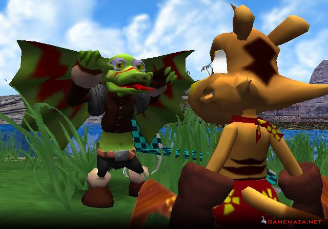 TY The Tasmanian Tiger Gameplay Screenshot 2