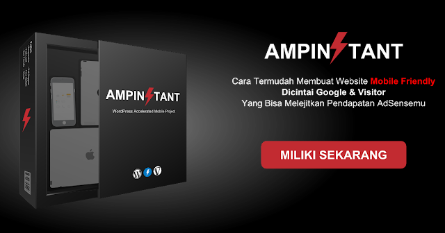 amp instan for wordpress