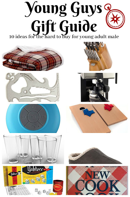 boy gifts, gift ideas, shopping for teen boys, http://www.beyondthepicket-fence.com/2016/11/young-guys-gift-guide.html