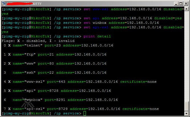 HOW-TO: Initial Configuration of a Mikrotik Virtual Router
