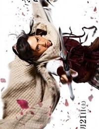 Người bảo vệ linh hồn II: Vị Thần Hủy Diệt Bi Thương - Seirei no Moribito II: Kanashiki Hakaishin 2017 Poster