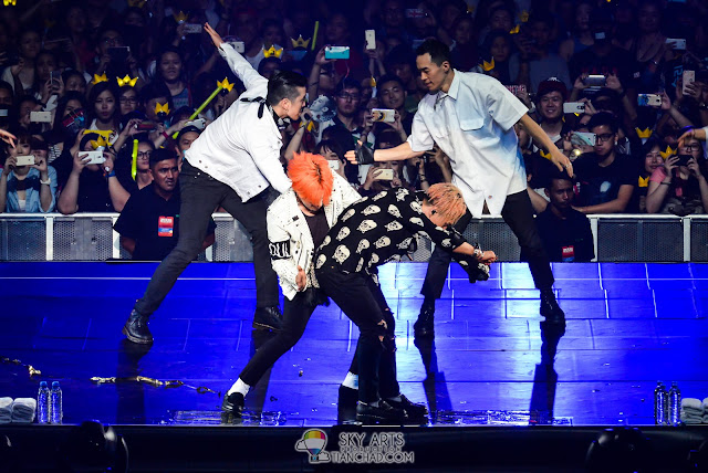 Smack that SSS - G-Dragon and Taeyang