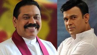 One week prior to the murder of Lasantha,Mahinda had entertained him to a cocktail - Ranjan