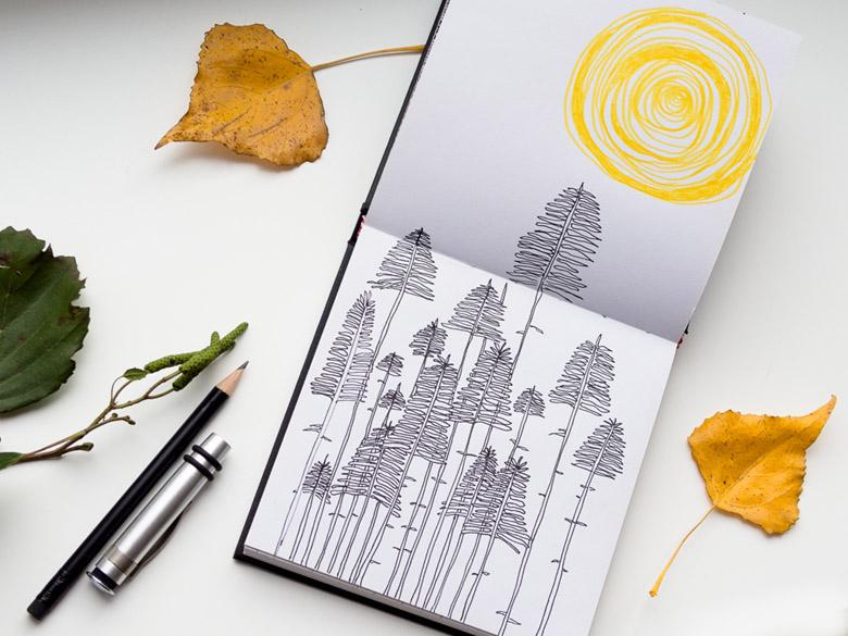 Montse Llamas nos visita para contarnos su relación con el mundo de la ilustración